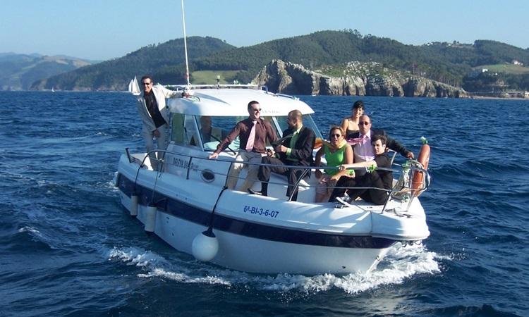 Boat Trip. Incentivos en País Vasco y Rioja