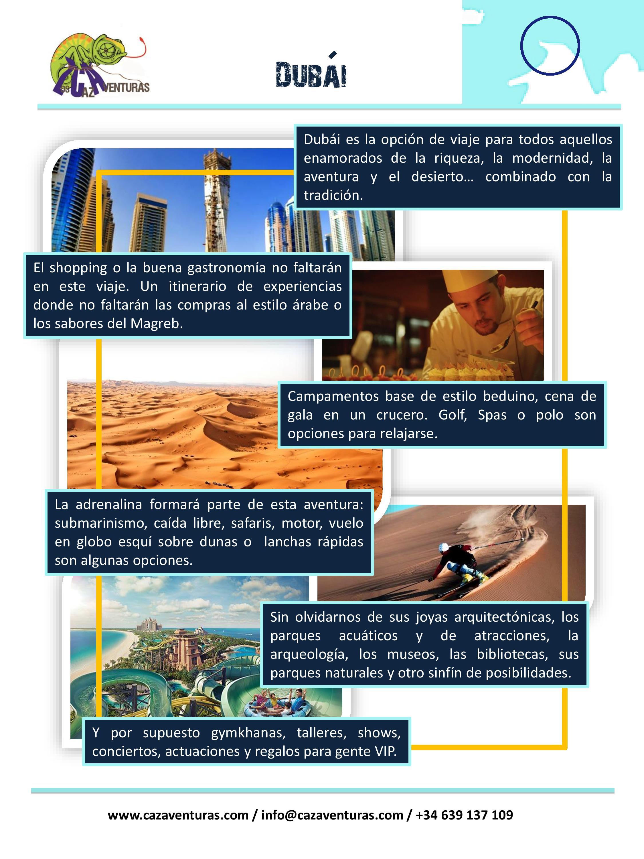 Incentivos en Dubai